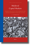 Medieval Capital Markets